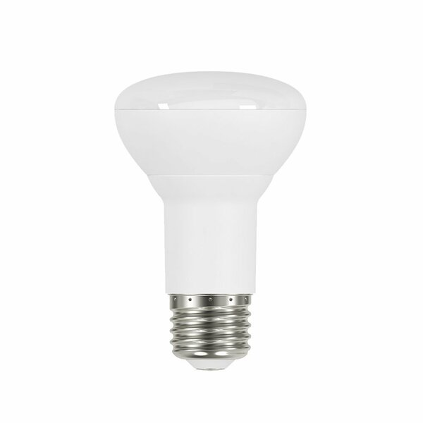 8W Frosted R20 E26 Light Bulb (Set of 6) by MooseLED