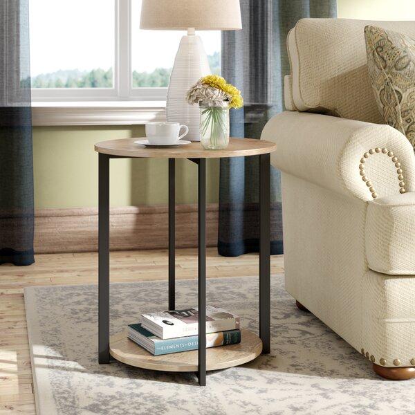 Ryanda Low End Table by Gracie Oaks