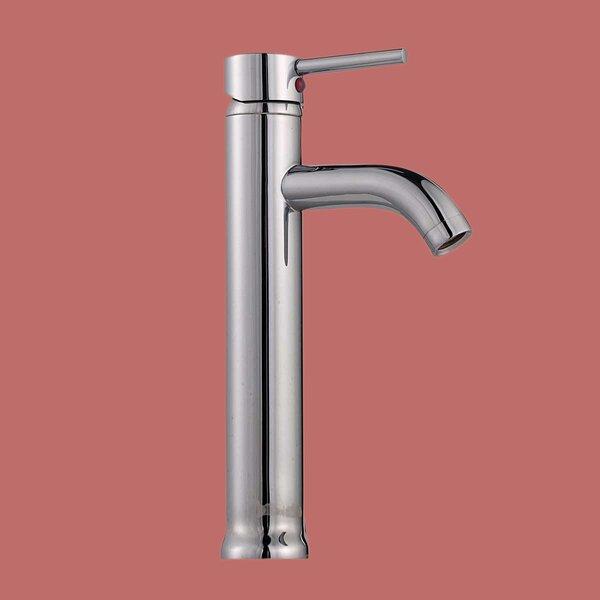 Solid Brass Single Hole Bathroom Faucet