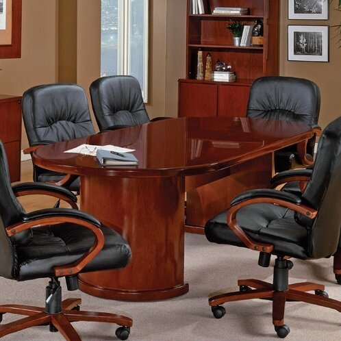 Jusino Oval Conference Table by Latitude Run