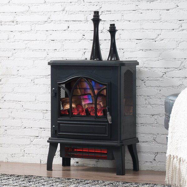 1,000 sq. ft. Vent Free Electric Stove by Duraflame Electric