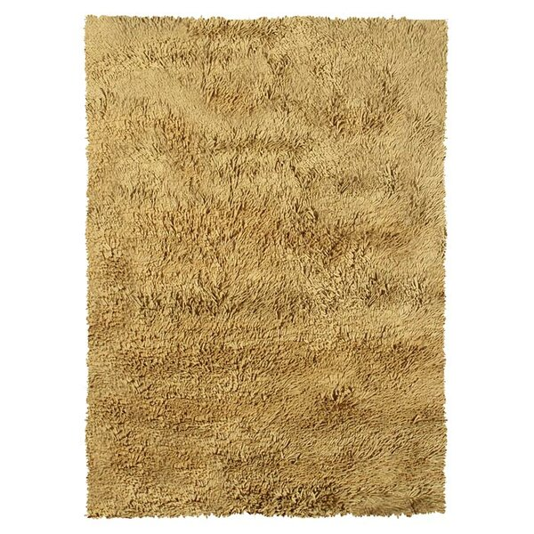 Liam Hand-Hooked Dijon Area Rug by Threadbind