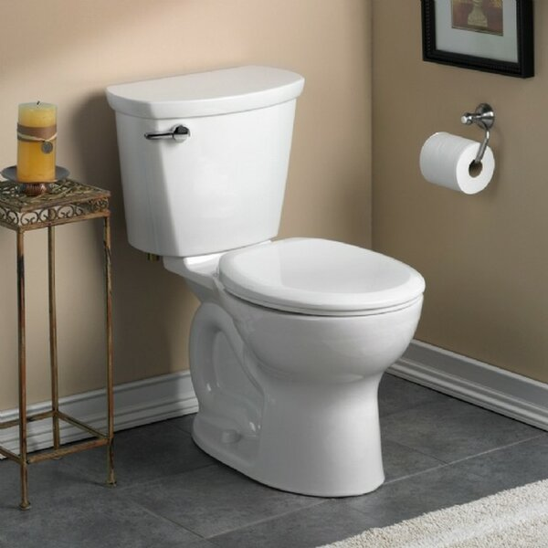 Cadet Pro 1.28 GPF Round Two-Piece Toilet by American Standard
