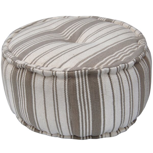 Handmade Pouf By Herat Oriental Comparison