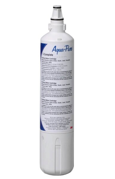 3m Under Sink Water Filter Cartridge By Aqua Pure.