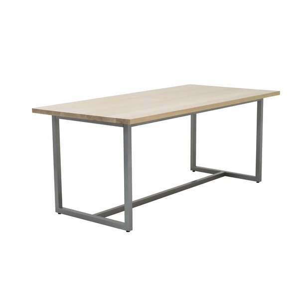 #1 Galway Solid Wood Dining Table By Comm Office 2019 Sale