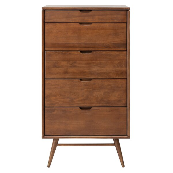 5 Drawer Chest by Nuevo