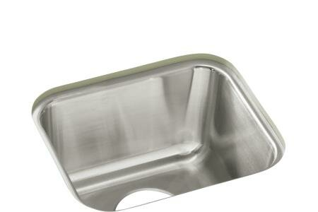 Springdale 14.25 L x 11.75 W Undermount Bar Sink by Sterling by Kohler