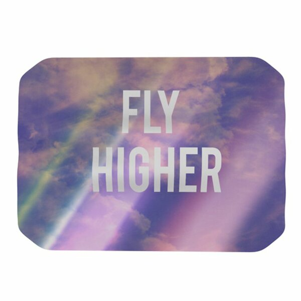 Fly Higher Placemat by KESS InHouse