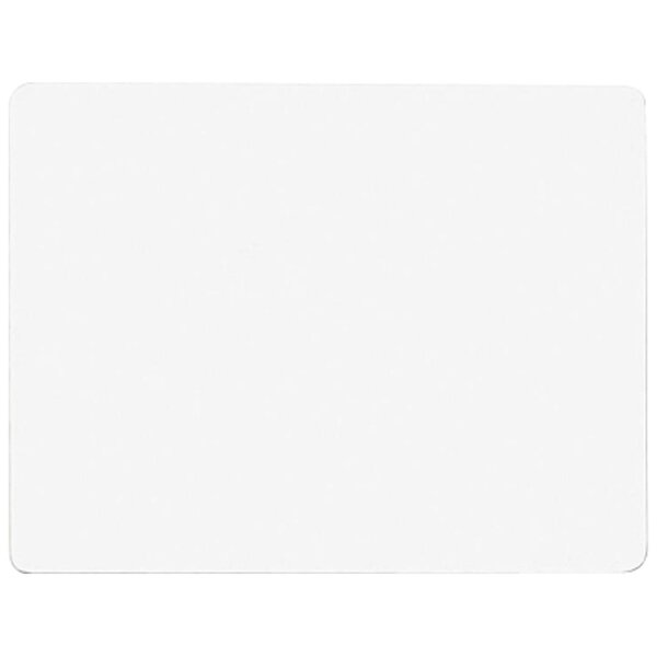 Wall Mounted Whiteboard, 9 x 12 by Chenille Kraft Company