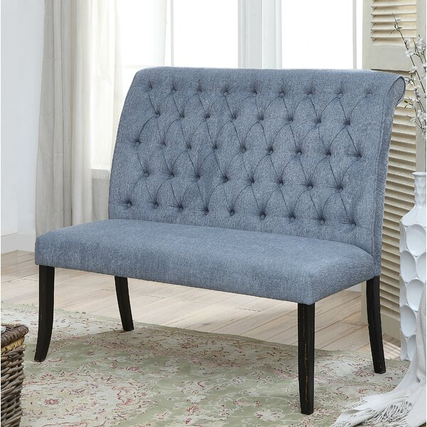 Tomasello Upholstered Bench by Darby Home Co
