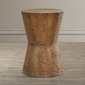 San Marino End Table by Bloomsbury Mar..