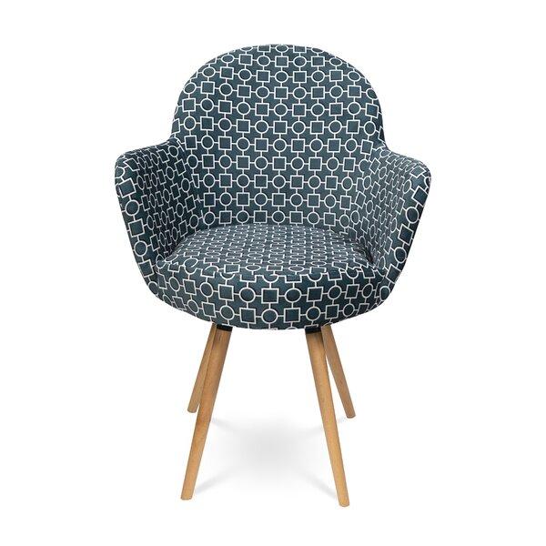 Edenbridge Upholstered Armchair by Corrigan Studio