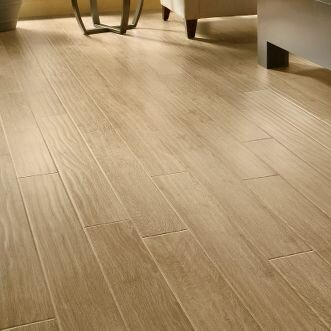 Coastal Living 5 x 47 x 12mm Oak Laminate Flooring in Sand Dollar by Armstrong Flooring