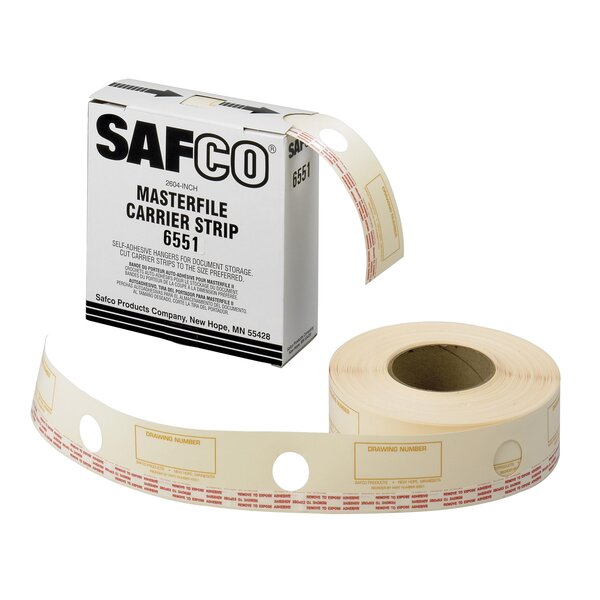 MasterFile 2 Film Laminate Strips by Safco Products Company| @ $192.40