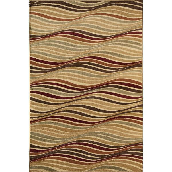 Allston Beige Area Rug by Threadbind