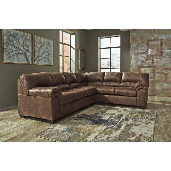 Lowest Priced Baronets Sectional by Red Barrel Studio by Red Barrel Studio
