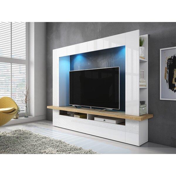 Novosel Entertainment Center For TVs Up To 60