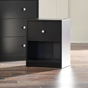 Comparison Conder 1 Drawer Nightstand by Mercury Row
