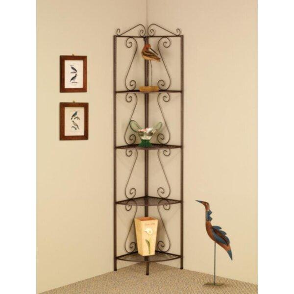 Bensley Corner Unit Bookcase By Fleur De Lis Living Herry Up