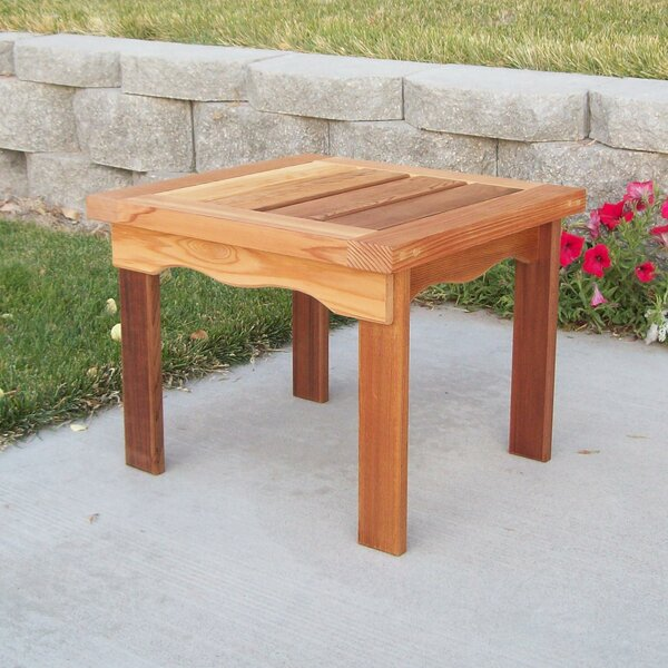 T&L Side Table by Wood Country