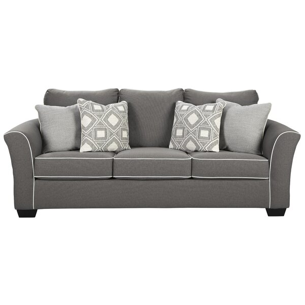 Seibold Sofa Bed by Charlton Home Charlton Home