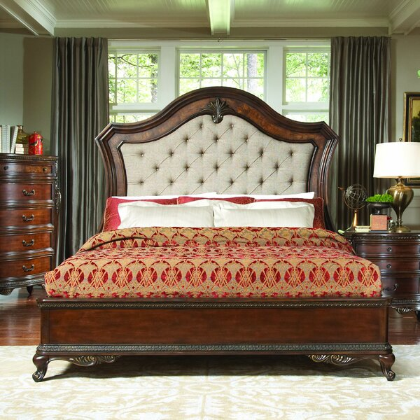 Chorleywood Upholstered Standard Bed by Astoria Grand