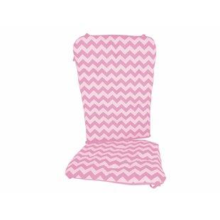Fresh Pink Chair Cushions | Wayfair TA86