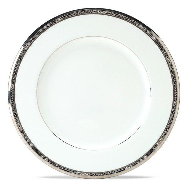 Chatelaine Platinum 10.75 Dinner Plate (Set of 4) by Noritake