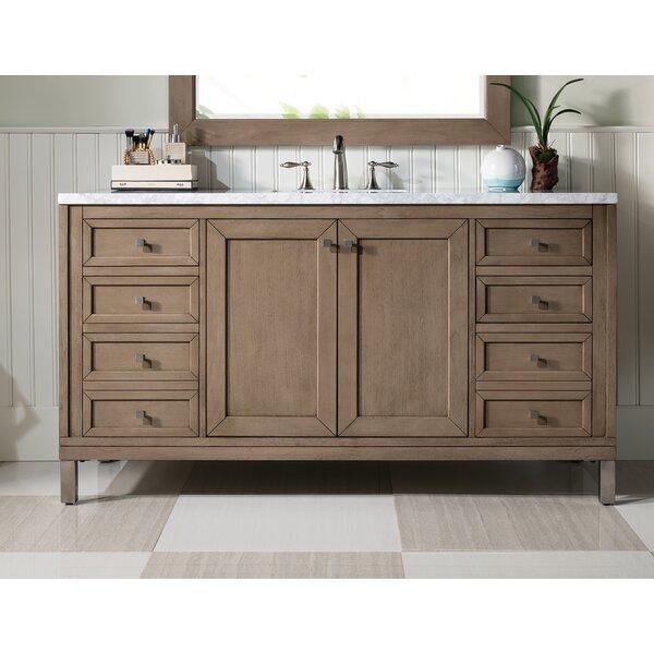 Whitworth 60 Single Bathroom Vanity Set by Brayden Studio