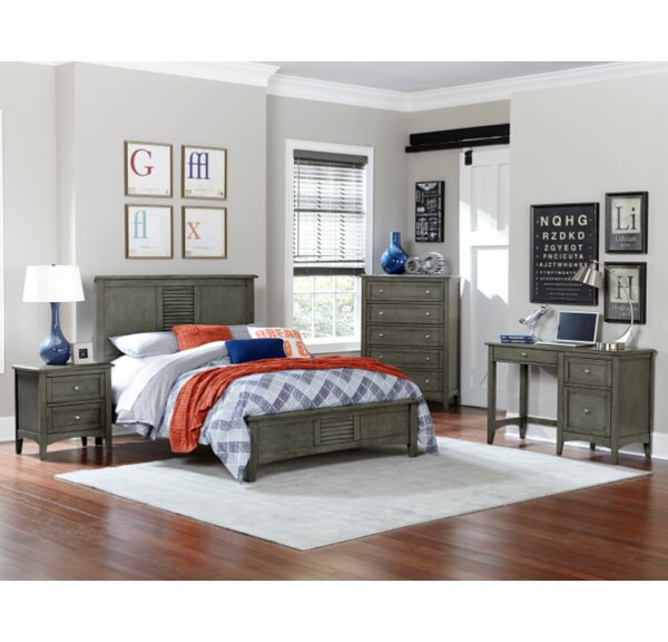 Socorro Panel Bed by Charlton Home