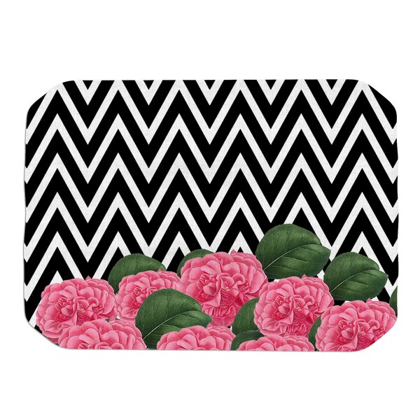 Camellia Placemat by KESS InHouse