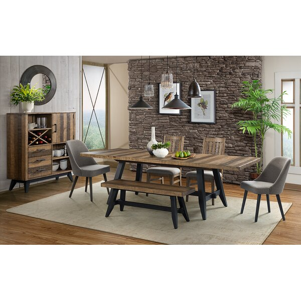 Laguna 6 Piece Extendable Dining Set by Union Rustic