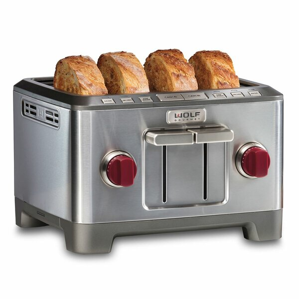 4 Slice Toaster by Wolf Gourmet