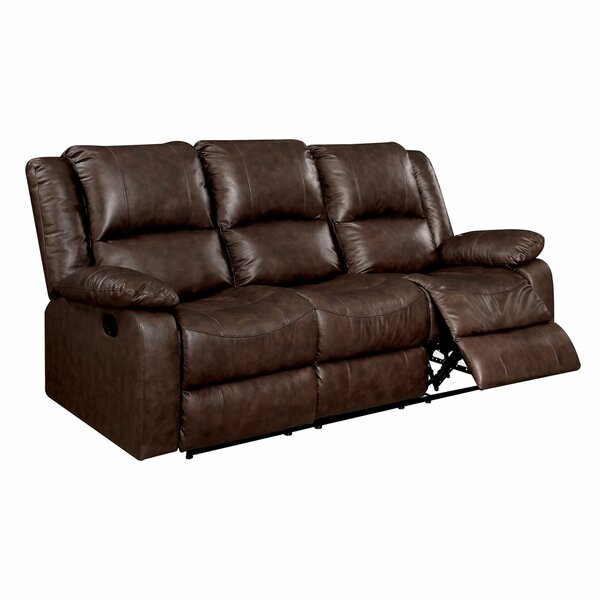 Review Hadiya Reclining Sofa
