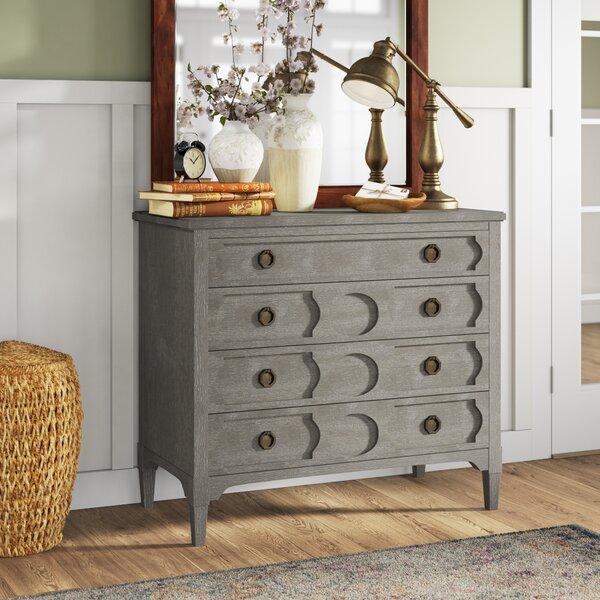 Hazen 4 Drawer Dresser by Greyleigh