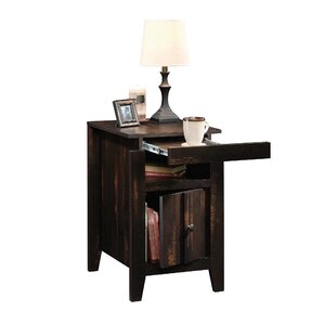 Signal Mountain End Table by Loon Peak