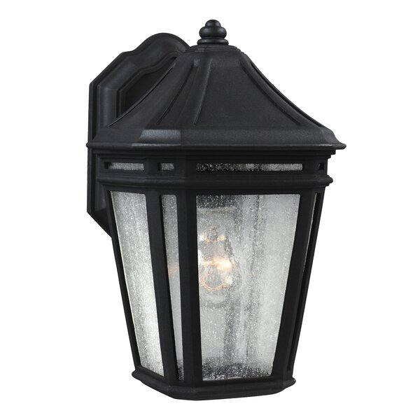 Maxine 1-Light Outdoor Wall Lantern by Darby Home Co