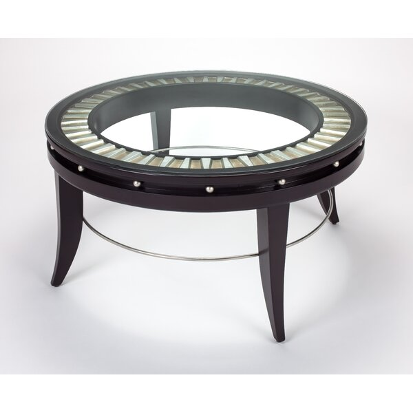 Solid Wood Coffee Table By Artmax