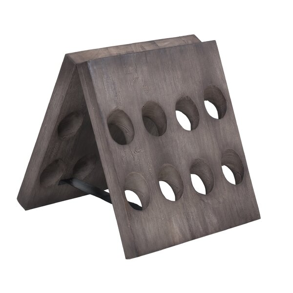 Euclid 16 Bottle Tabletop Wine Rack by Millwood Pines