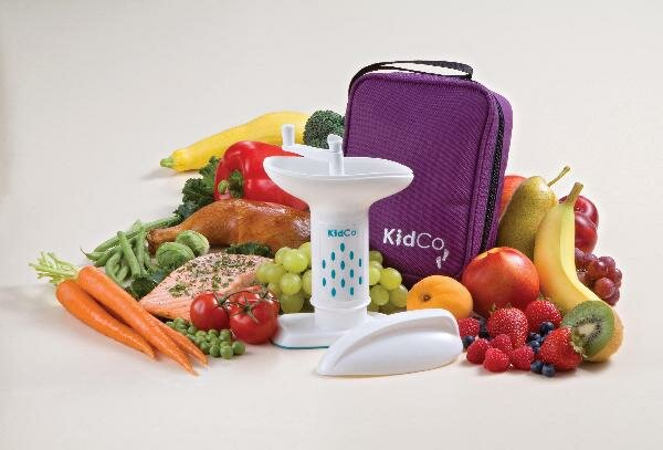 BabySteps Deluxe Food Mill with Travel Tote by KidCo