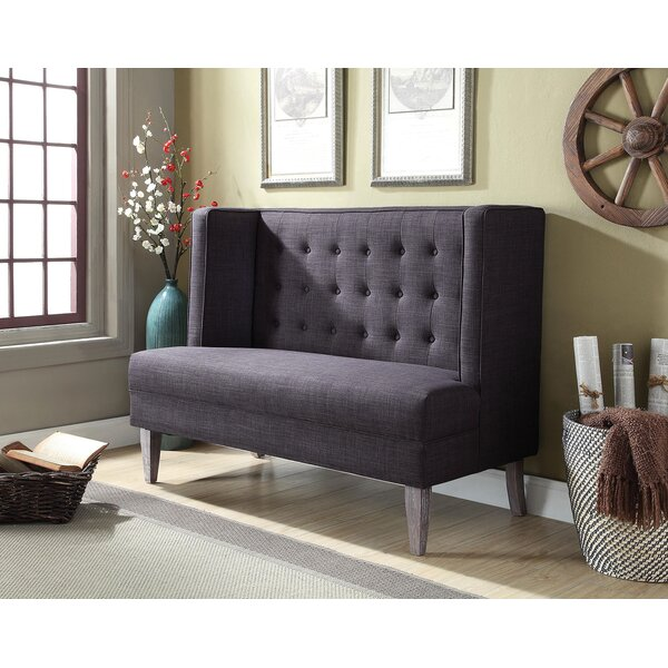 Montana Upholstered Bench by Gracie Oaks