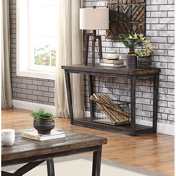 Foundry Select Console Tables With Storage