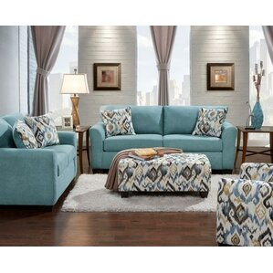 Charming Conann Mosaic Configurable Living Room Set Part 28