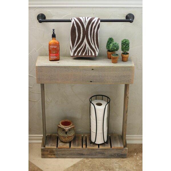 Menasha Skinny Console Table by Gracie Oaks