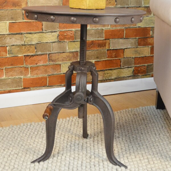 Huston End Table by 17 Stories
