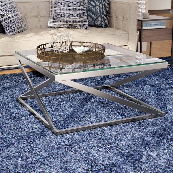 Larksville Coffee Table by Wade Logan