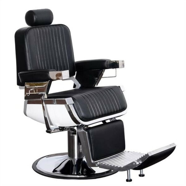 Spurrier Vintage Hydraulic Barber Recliner By Symple Stuff