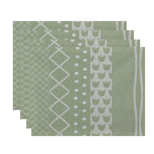 Laymon Placemat (Set of 4) by Gracie Oaks