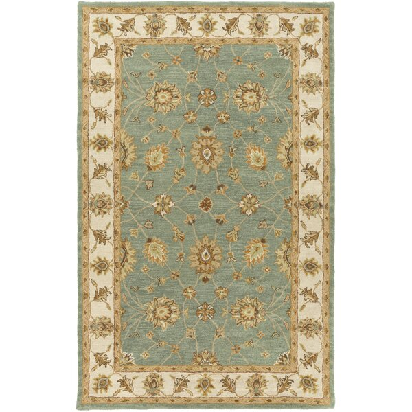 Plemmons Sage Area Rug by Three Posts
